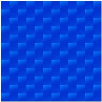 Carbon Fiber-Blue
