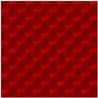 Carbon Fiber-Red