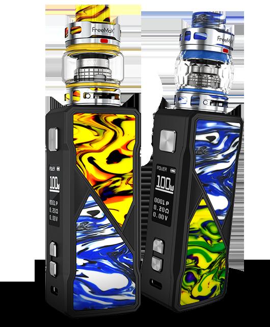 FreeMax Maxus 100W Kit 8