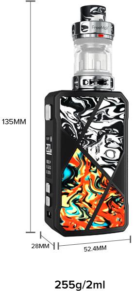Freemax Maxus 200W Kit 4