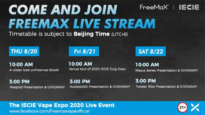 FreeMax | Come And Join
