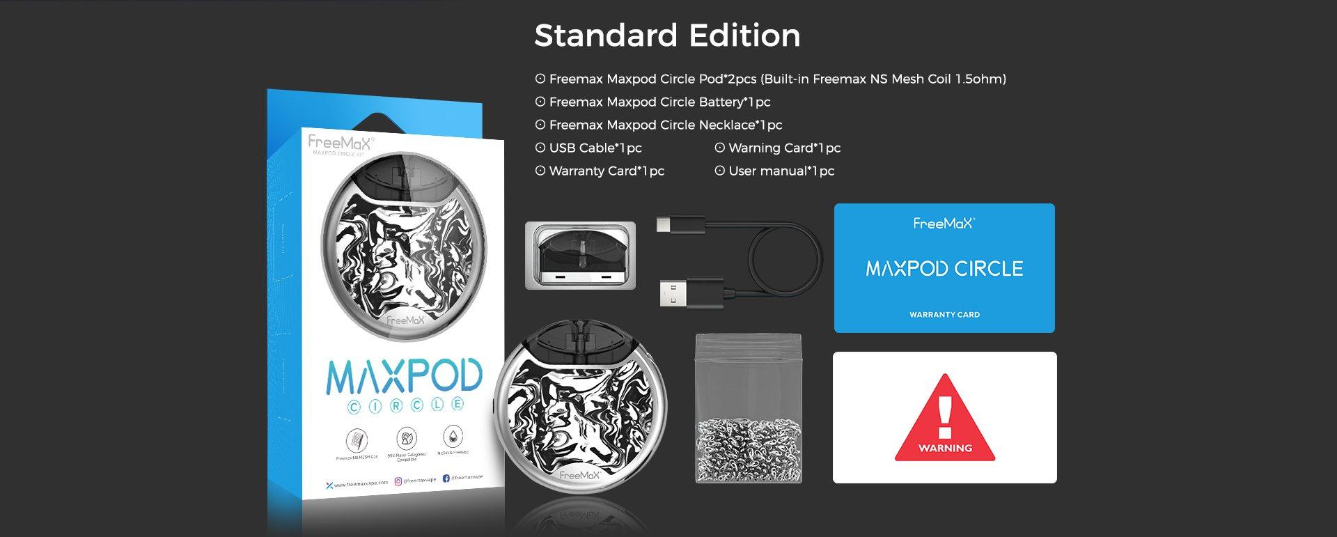 maxpod-circle-kit-Standard-Edition