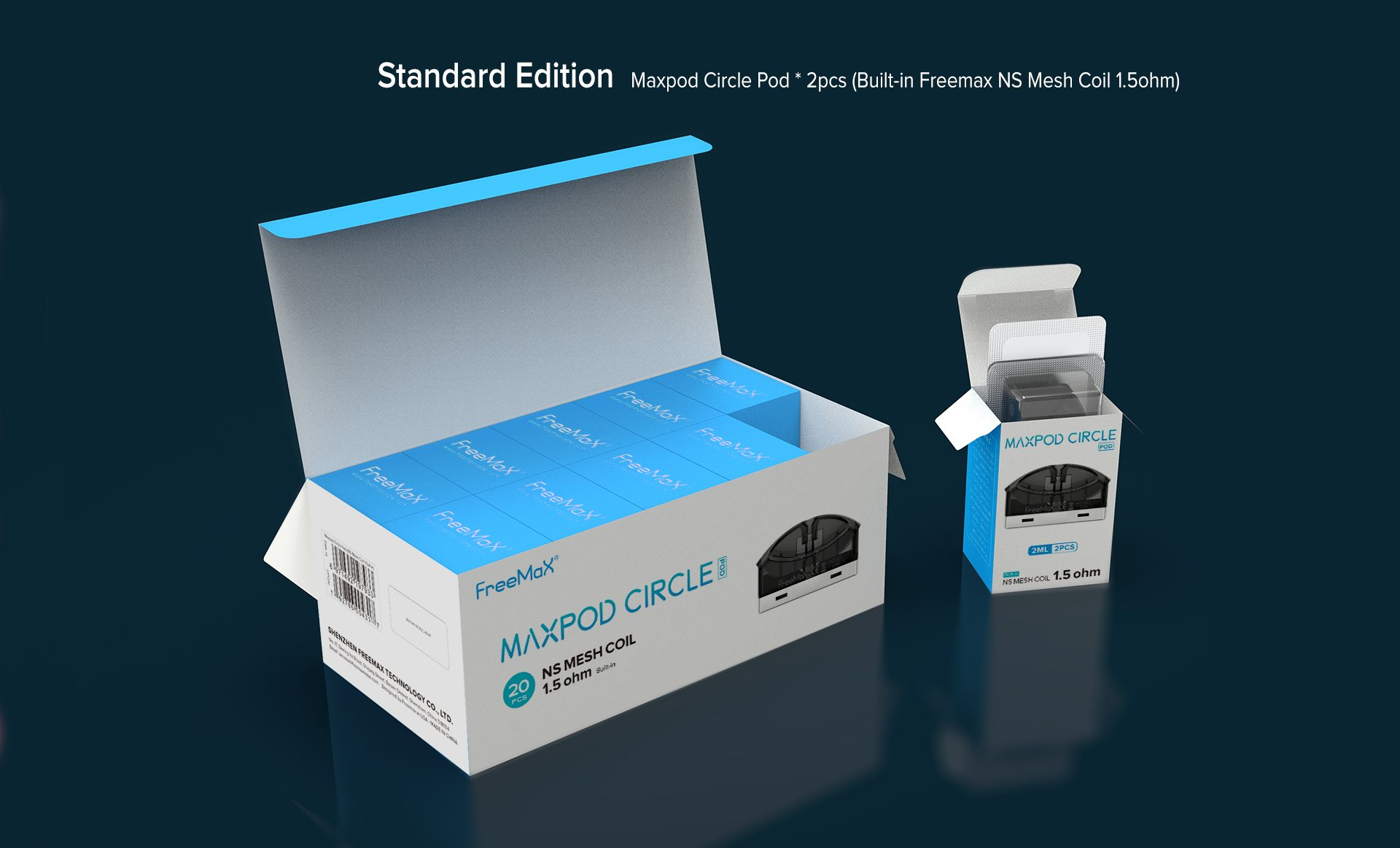 Maxpod-Circle-Pod-Standard-Edition
