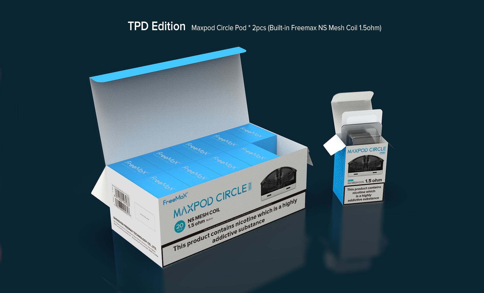 Maxpod-Circle-Pod-TPD-Edition