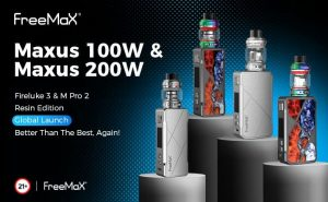 Maxus 100w & Maxus 200w
