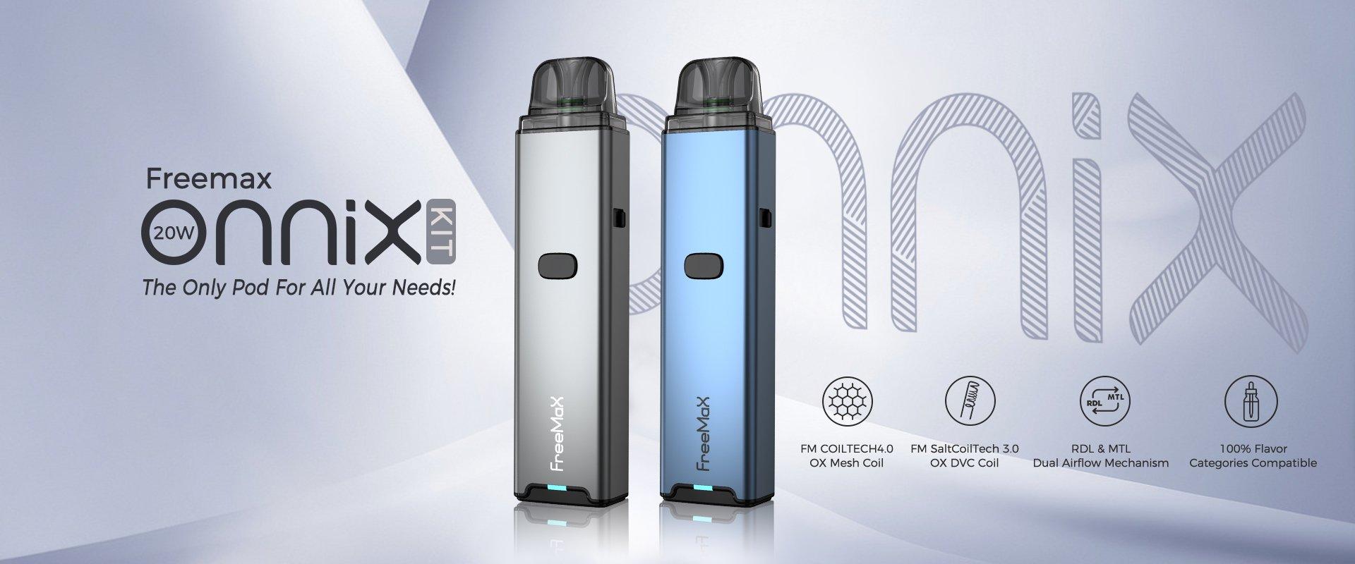 Freemax onnix kit 20w - banner