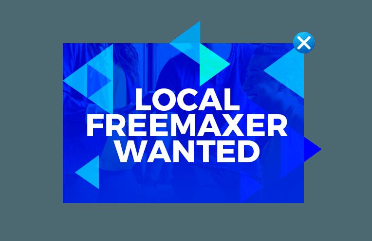 freemaxer-wanted