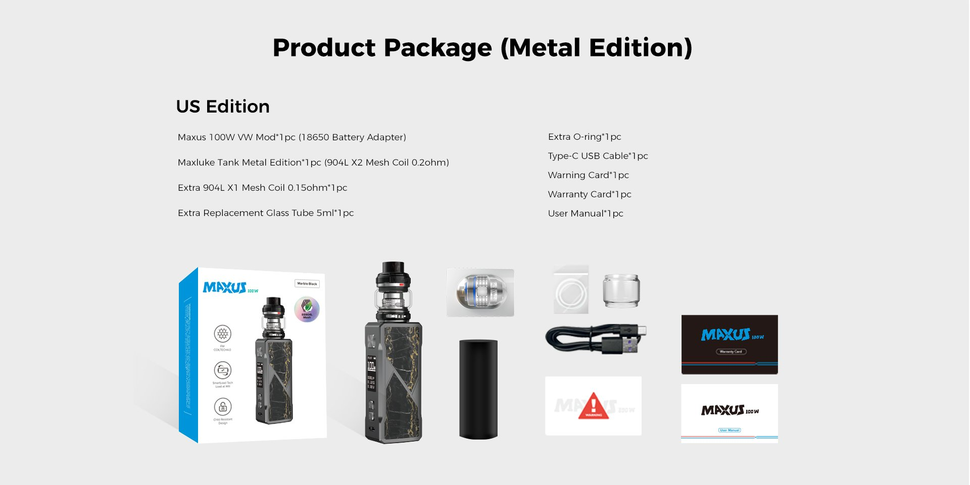 maxus-100w-product-package-metal-edition-us-edition
